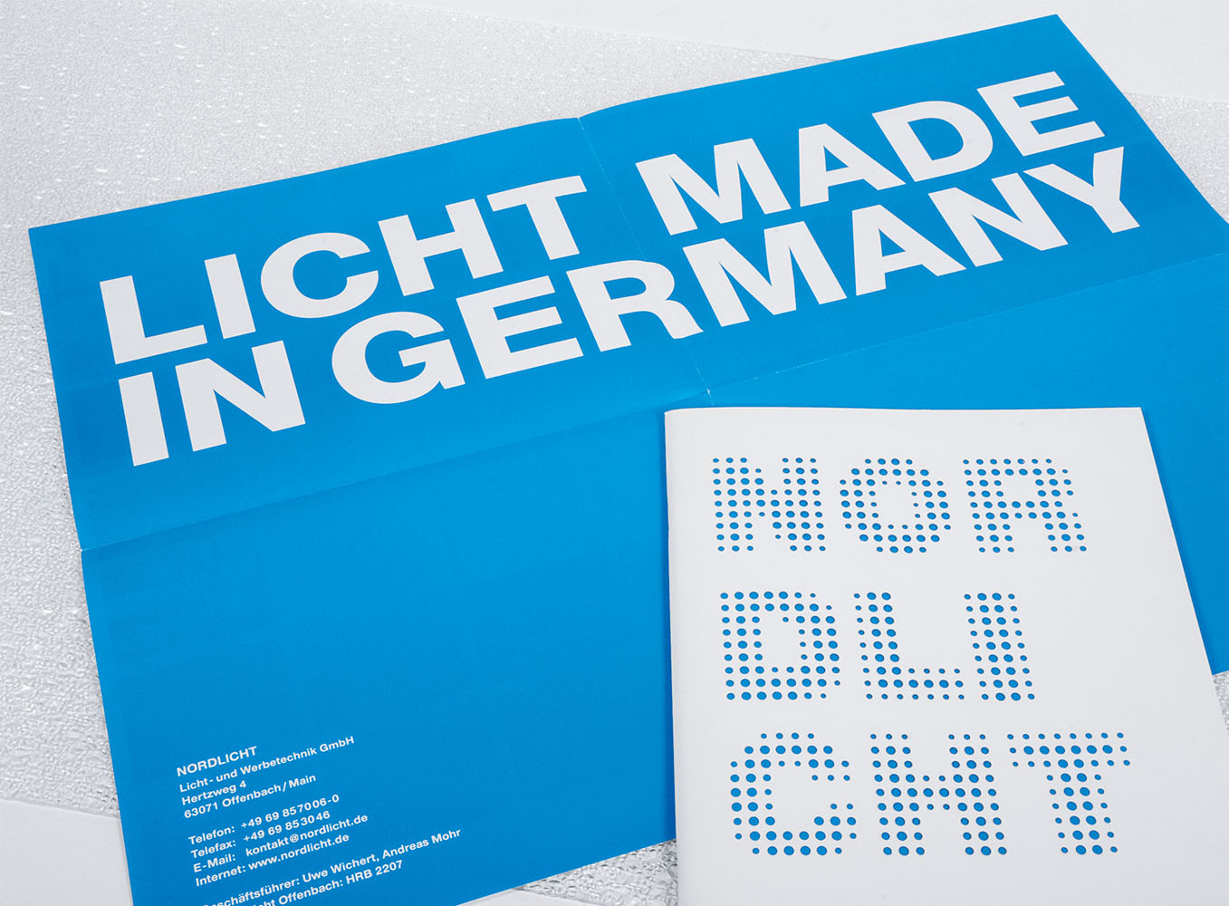 Nordlicht Corporate Design